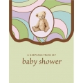 Parenthood Baby Shower Keepsake Registry  